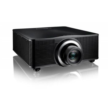 Проектор Optoma ZU750, DLP, 3D, WUXGA (1920x1200), 2,000,000:1, 8000 l, USB, RJ-45, HDMI, VGA, DVI, черен image