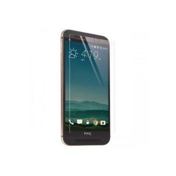Протектор от закалено стъкло /Tempered Glass/ за HTC M9 + image