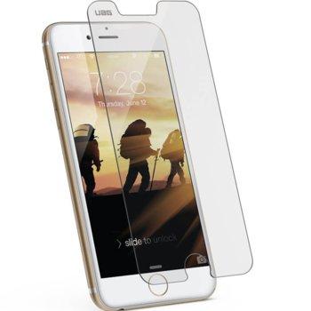 Протектор от закалено стъкло /Tempered Glass/, Urban Armor за iPhone 6S/6/7/8 Plus image