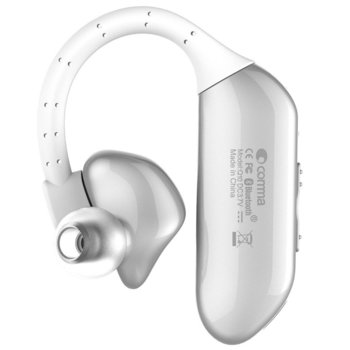 Comma Cochleae Bluetooth4.1 Headset Silver DC29971 product