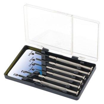 Комплект отверки, Logilink WZ0022, 6 броя image