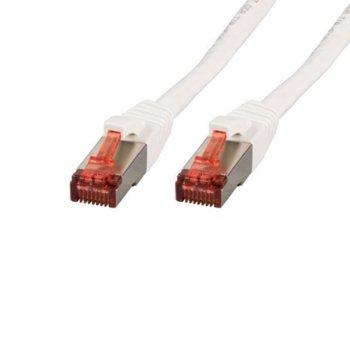 Пач кабел EFB-Elektronik K5510.5, SFTP, Cat.6, 5м, сив image