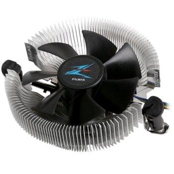 Охлаждане за процесор Zalman CNPS80G, съвместимост със Intel LGA 1151/1156/1155/1150 image