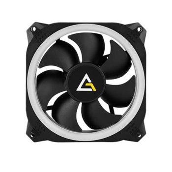 Вентилатор 120mm Antec Spark 120 RGB, 4-pin, 2000rpm image