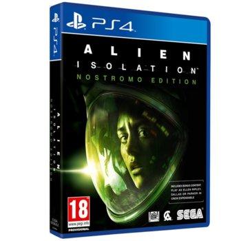 Игра за конзола Alien: Isolation - Nostromo Edition, за PlayStation 4 image