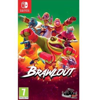 Игра за конзола Brawlout, за Nintendo Switch image