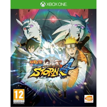 Naruto Shippuden Ultimate Ninja Storm 4 product