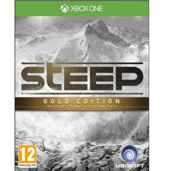 Steep Gold Edition product
