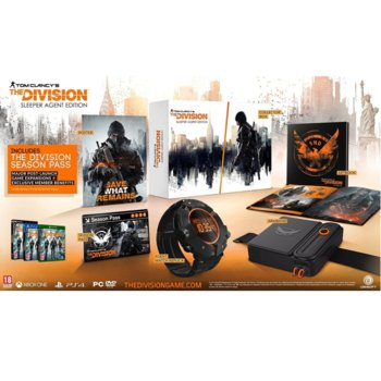 Tom Clancys The Division - Sleeper Agent Edition product