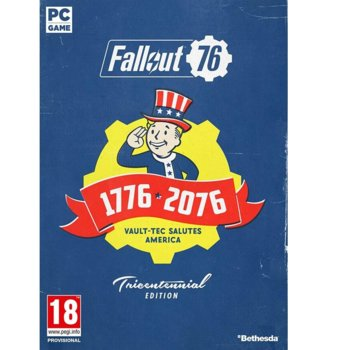 Fallout 76 Tricentennial Edition PC product