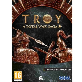 Игра A Total War Saga: TROY - Limited Edition, за PC image
