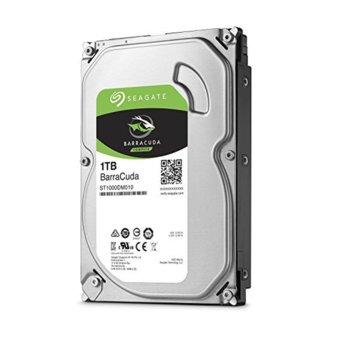 """Твърд диск 1TB Seagate BarraCuda, SATA 6Gb/s, 7200 rpm, 64MB кеш, 3.5"""" (8.89 cm) image"""
