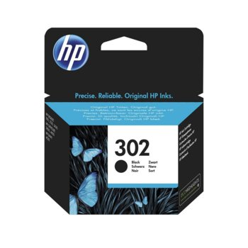 ГЛАВА HEWLETT PACKARD HP DeskJet 1110 Printer/2130 All-in-One/3630 All-in-One/HP ENVY 4520 All-in-One Printer/OfficeJet 3830/4650 All-in-One Printers - Black - (302) - P№ F6U66AE - Заб.: 190p image
