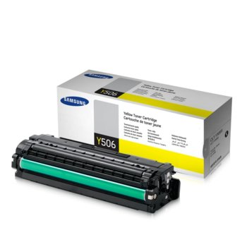 Samsung CLT-Y506S Yellow Toner / Standard Yield product