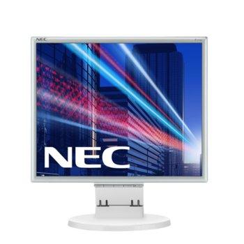 "Монитор NEC E171M (60003581), 17"" (43.18 cm) TN панел, SXGA, 5 ms, 250 cd/m2, DVI-D, VGA image"