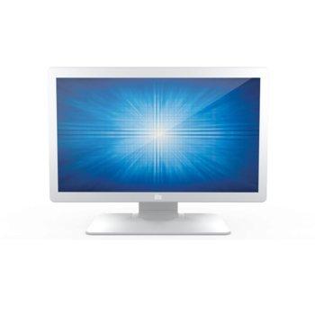 """Дисплей Elo ET2203LM-2UWA-0-WH-G, тъч дисплей, 21.5"""" (54.61 cm), Full HD, HDMI, VGA, USB image"""