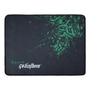 Подложка за мишка, гейминг, Черна, 320 x 240 x 4mm image