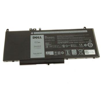 Батерия (оригинална) за лаптоп Dell, съвместима със серия Precision 3510 Latitude E5270 E5470 E5570, 4-Cells, 7.6V, 8180mAh image