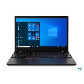 "Лаптоп Lenovo ThinkPad L15 (20U3000SBM/3), четириядрен Comet Lake Intel Core i5-10210U 1.6/4.2 GHz, 15.6"" (39.62 cm) Full HD IPS Anti-Glare Display, (HDMI), 8GB DDR4, 256GB SSD, 1x USB-C, Windows 10 Pro  image"