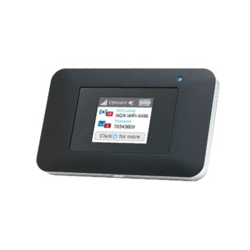Рутер Netgear AIRCARD 797S, 4G, мобилен, 400Mbps, 2.4GHz/5GHz, Wireless AC, 1x microSIM, 2930mAh батерия image