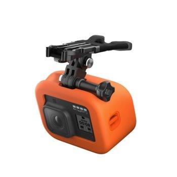Поставка за GoPro Bite Mount + Floaty за GoPro HERO8 Black, прикрепете своята GoPro камера за сърф, бодиборд или stand up paddle дъска. image