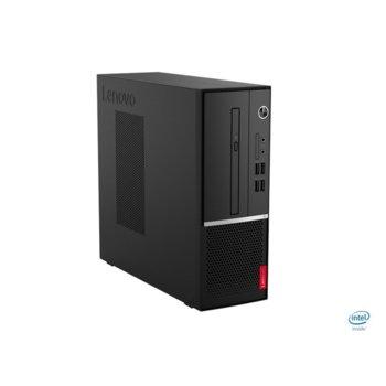 Настолен компютър Lenovo V530s SFF (11BM008VBL/3), шестядрен Coffee Lake Intel Core i5-9400 2.9/4.1 GHz, 16GB DDR4, 512GB SSD, 2x USB 3.1, клавиатура и мишка, Windows 10 Pro image