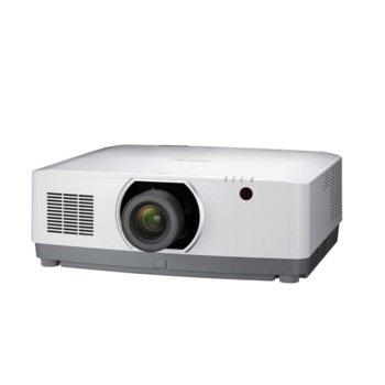 Проектор NEC PA703UL, 3LCD, WUXGA (1920x1200), 2500000:1, 17 000 lm, DisplayPort, HDMI, VGA, 2x Audio Jack (3.5mm) image