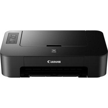 Мастиленоструен принтер Canon PIXMA TS205, цветен, 4800 x 1200 dpi, 17 стр./мин, USB, A4 image