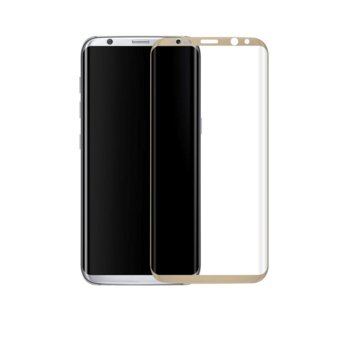 Tempered Glass for Galaxy S8 златист 52290 product