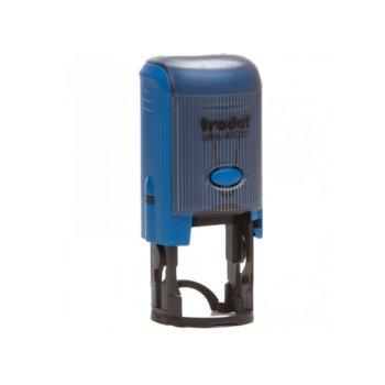 Автоматичен печат Trodat 4625 син, Ф25 mm, кръгъл image