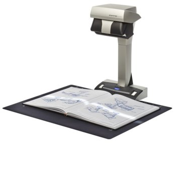 Скенер Fujitsu ScanSnap SV600, 1200dpi, A3, USB image