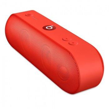 Тонколона Beats Pill Plus, 1.0, 12W RMS, Lightning/USB, червена image