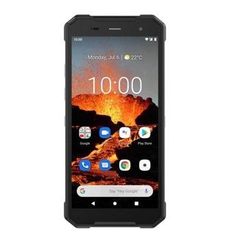 "Смартфон Myphone Hammer Explorer Pro (оранжев), поддържа 2 SIM карти, 5.7"" (14.48 cm) IPS дисплей, осемядрен MTK6761V 2GHz, 6GB RAM, 128GB Flash памет (+microSD слот), 48.0 & 8.0 MPix камера, Android, 273 g image"