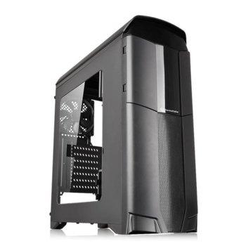 Кутия Thermaltake Versa N26, ATX/Mini ITX, USB 3.0, черна, без захранване image