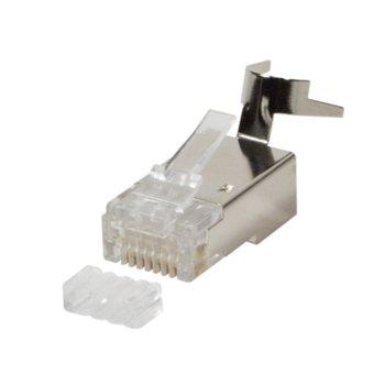 Конектори LogiLink, MP0030, RJ-45, STP, Cat 6,6A,7, 1бр. image