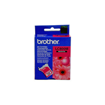 ГЛАВА ЗА BROTHER MFC 3220/3420C/ MFC3320CN/3820CN - Magenta - P№LC800M - заб.: 400k image