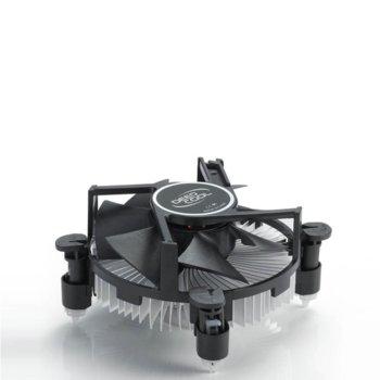 Охлаждане за процесор DeepCool CK-11509. LGA1155, LGA1150, LGA775 (до 65W) image
