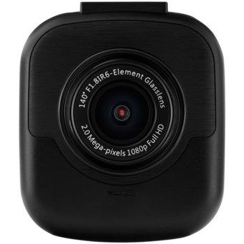 "Видеорегистратор Prestigio RoadRunner 425, за автомобил, HD, 2"" (5.1 cm) LCD дисплей, 8MB вградена памет, microSD слот до 64GB, micro-USB  image"