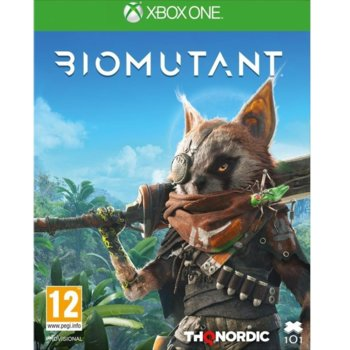 Игра за конзола Biomutant, за Xbox One image
