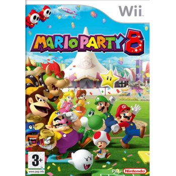 Mario Party 8 product