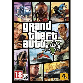 GTA: Grand Theft Auto V product