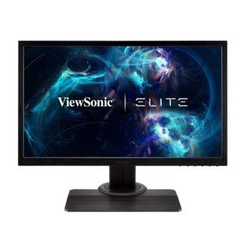 "Монитор ViewSonic XG240R, 24"" (60.96 cm) TN панел, 144Hz, Full HD, 1ms, 120000000:1, 350 cd/m2, Display Port, HDMI image"