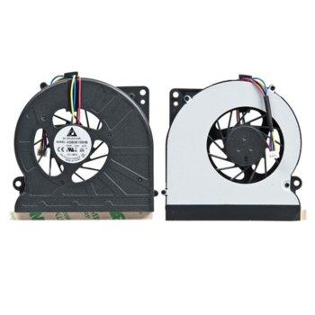 Вентилатор за лаптоп Asus, съвместим с Asus K52 K52JE K52J K52JB A52 N61 N71 K72 K72JB K72Jk K72Jr K72JT K72JU image