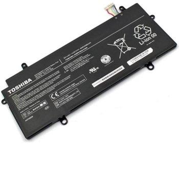 Батерия (оригинална) за лаптоп Toshiba, съвместима с модели Chromebook CB30 CB30-102 CB30-A CB35, 4-cell, 14.8V, 3380mAh image