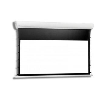 Екран Avers AKUSTRATUS 2 TENSION 27-15 MW BT, за стена/таван, Matt White, 3020 х 2140 мм, 16:10 image