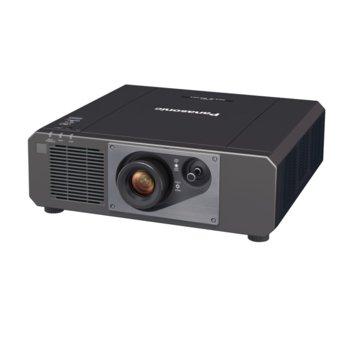 Проектор Panasonic PT-RZ570BEJ/WEJ, DLP, WUXGA (1920 x 1200), 20 000:1, 5 400 lm, 2x HDMI, DVI, D-Sub, USB A, 2x RJ-45, бял/черен image