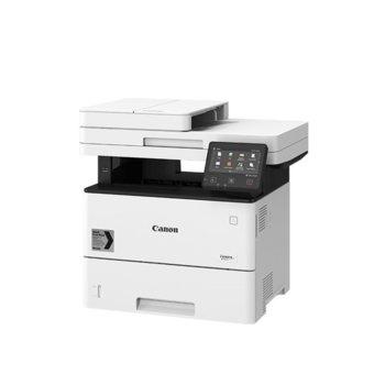 Мултифункционално лазерно устройство Canon I-SENSYS MF542x, монохромен принтер/копир/скенер, 600 x 600 dpi, 43 стр./мин, USB, LAN, Wi-Fi, A4 image