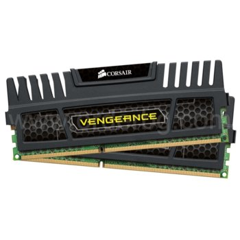 Памет 2x8GB DDR3 1600MHz Corsair Vengeance™ CMZ16GX3M2A1600C10 image