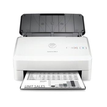 Скенер HP ScanJet Pro 3000 s3, 600dpi, A4, ADF, USB image