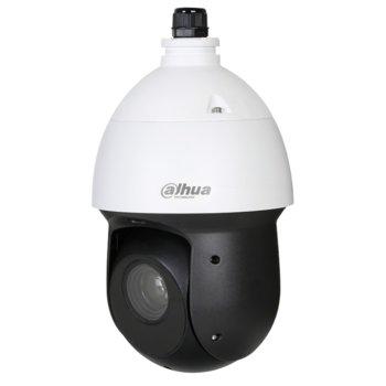 IP камера Dahua SD49225XA-HNR, управляема PTZ, 2MP (1920x1080@60fps), 4.8–120mm обектив, H.265+/H.265/H.264+/H.264/MJPEG, IR осветленост (до 100м), външна IP66, PoE+, 1x RJ45 10M/100M Base-T image